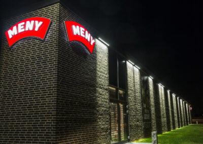 WALLWASHER case: MENY