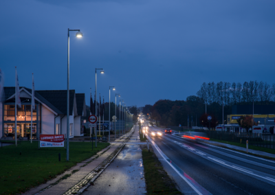 CITYLITE case: Brørup