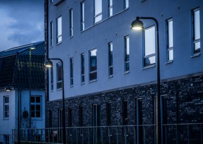 CITYLITE case: Nordhavn