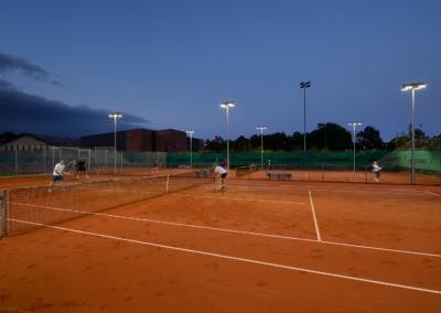 LITEFORCE case: Sorø Tennis