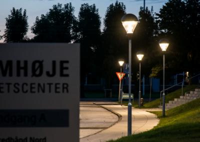 HERA case: Femhøje Sportcenter