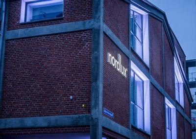 WALLWASHER case: Nordlux